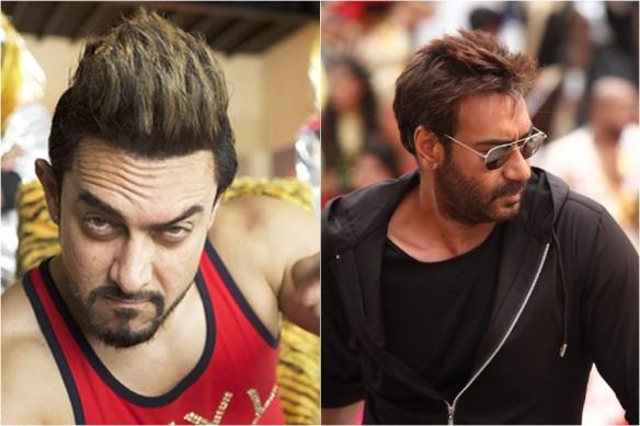 Secret Superstar vs Golmaal Again