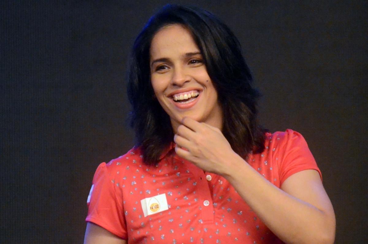 Saina Nehwal vs Nitchaon Jindapol live badminton Watch Denmark