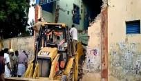 Nagapattinam roof collapse