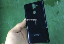 Nokia 9 as seen on Baidu