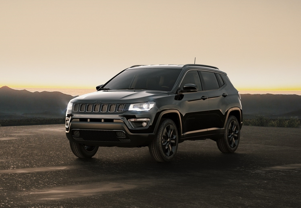 Jeep Compass Night Eagle Edition Unveiled Special Edition