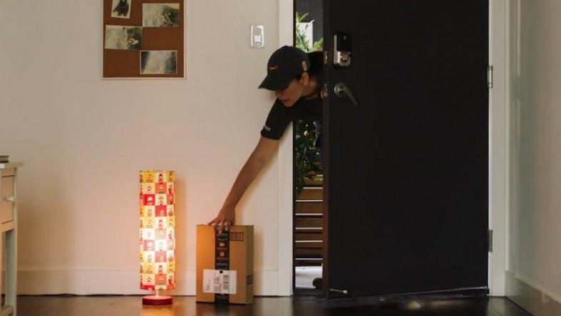 Amazon Key will allow delivery people to enter your home