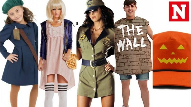 Controversial Halloween costumes of 2017