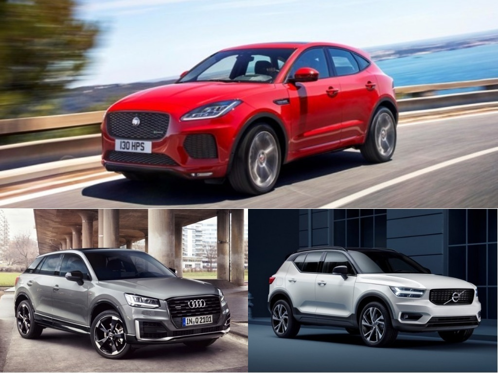top 5 luxury compact suvs to be launched in india audi q2 jaguar e pace and others. Black Bedroom Furniture Sets. Home Design Ideas