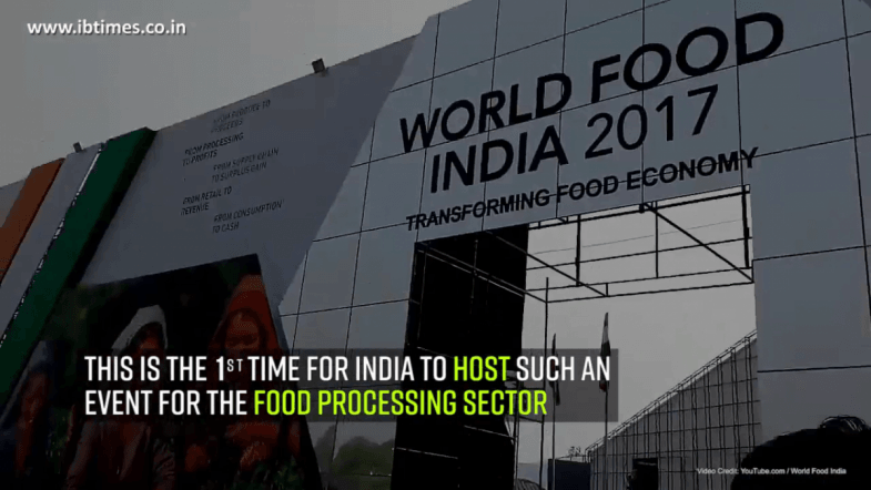 Will this event strengthen India's position as a global food factory?