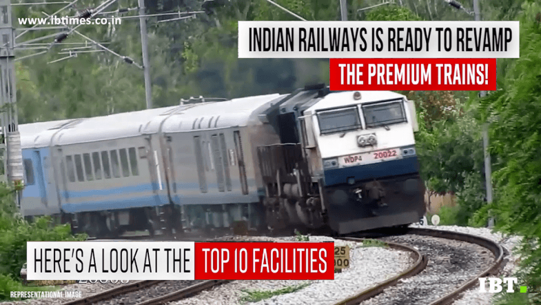 Indian Railways launch project 'Swarn': Top 10 features