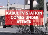 At least 2 killed as gunmen storm TV station in Afghan capital Kabul