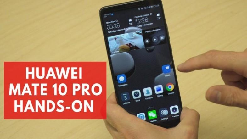 5 cool features of the new Huawei Mate 10 Pro