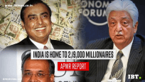 India home to 2,19,000 millionaires: Report