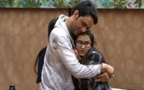 Vikas Gupta and Shilpa Shinde in Bigg Boss 11