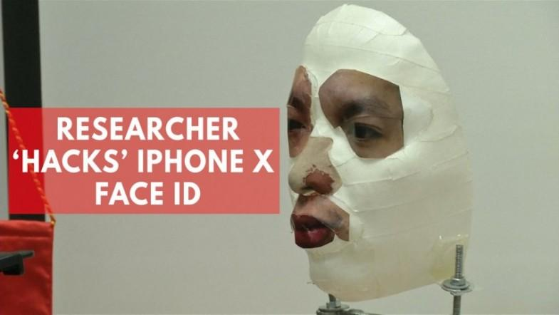 Researcher finds way to hack iPhone X face ID