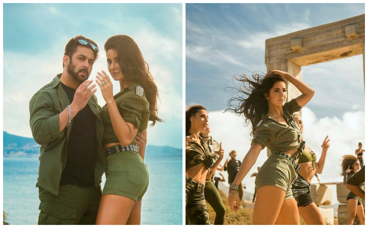 Tiger Zinda Hai Movie Song: Tiger Zinda Hai: Salman Khan-Katrina Kaif's Swag In First