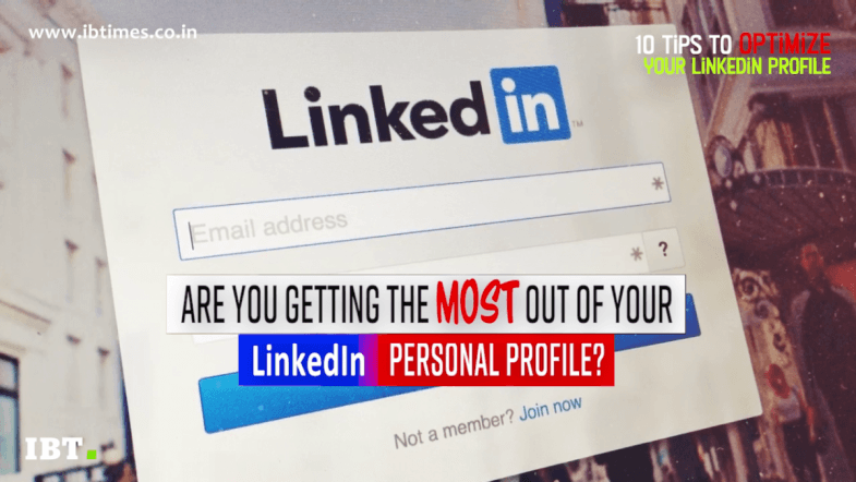 10 tips to optimize your LinkedIn profile