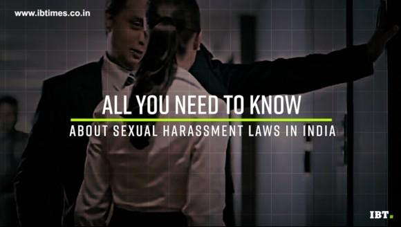 All you need to know about sexual harassment laws in India