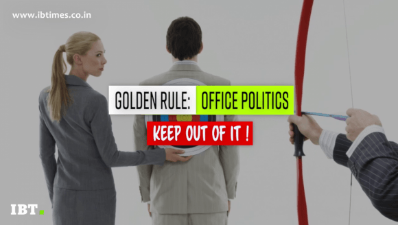 10 tips on how to deal with office politics