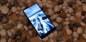 Xiaomi Mi Mix 2, Review, display, design, performance