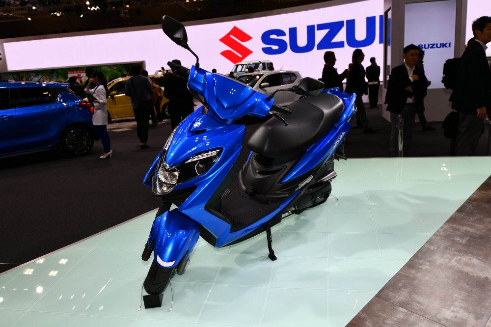 Suzuki to launch 125cc sports scooter next; will it be the new Swish? - IBTimes India