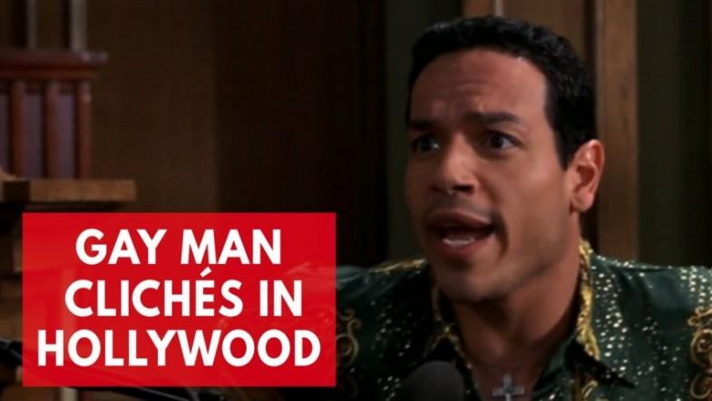 Hollywood gay men cliches that need to go away for good