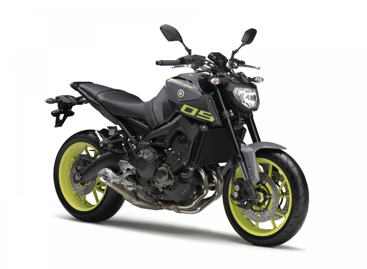 2018 yamaha mt 09 launched in india at rs lakh. Black Bedroom Furniture Sets. Home Design Ideas