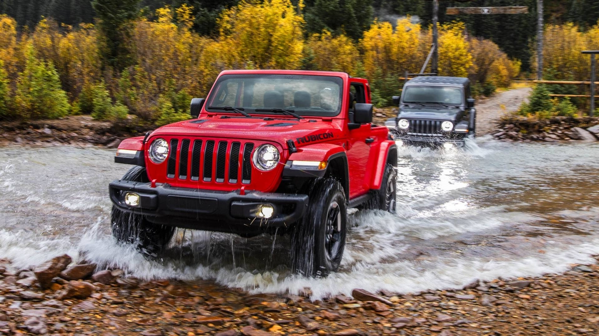 2018 Jeep Wrangler A Closer Look At India Bound Iconic