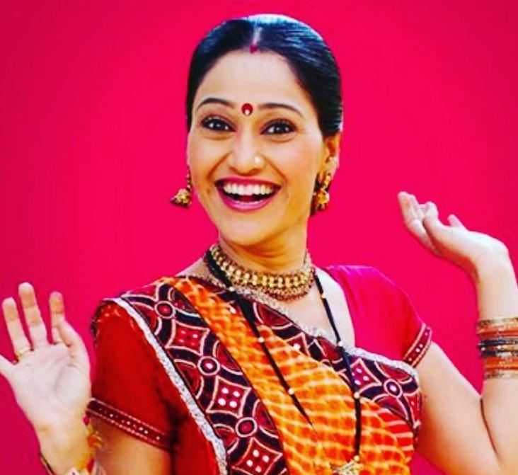 Taarak Mehta Ka Ooltah Chashmah star Disha Vakani aka Daya ... Taarak Mehta Ka Ooltah Chashmah Daya
