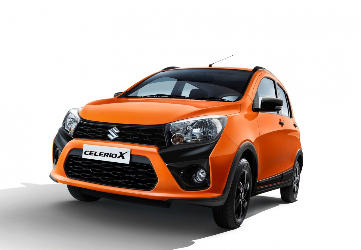 Maruti Suzuki CelerioX launched in India; priced at Rs 4 ...