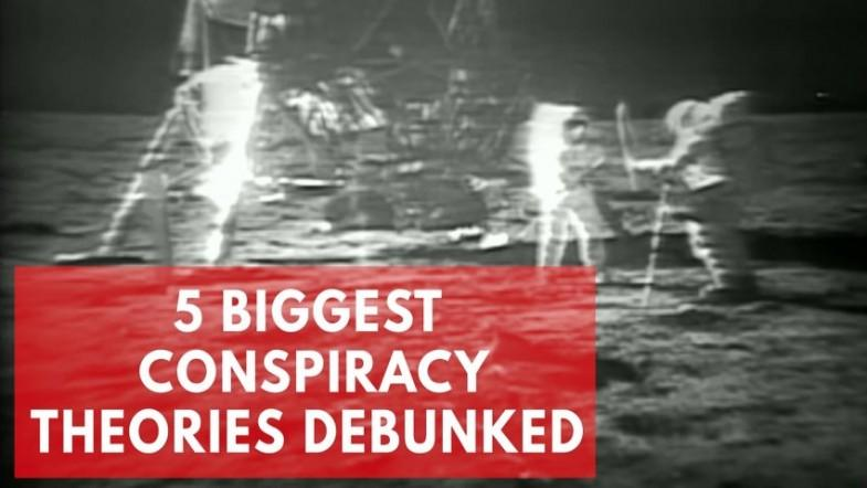 5 of the most popular conspiracy theories debunked