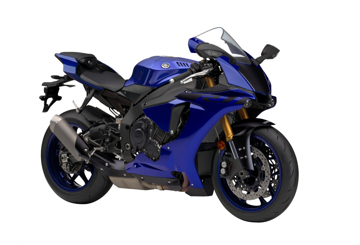 2018 yamaha yzf r1 superbike launched at rs 20 7 lakh in india. Black Bedroom Furniture Sets. Home Design Ideas