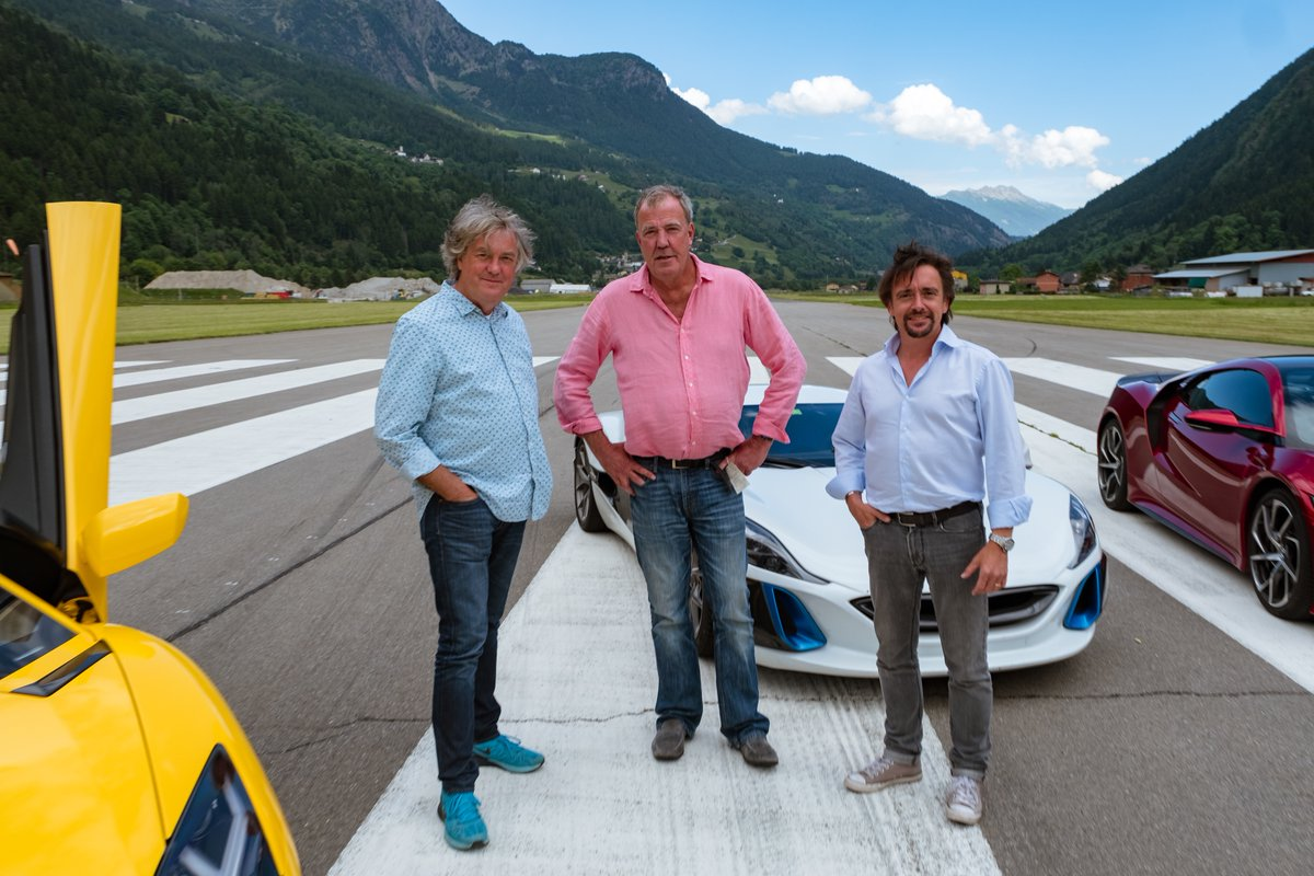 How Many Episodes Of The Grand Tour Will There Be