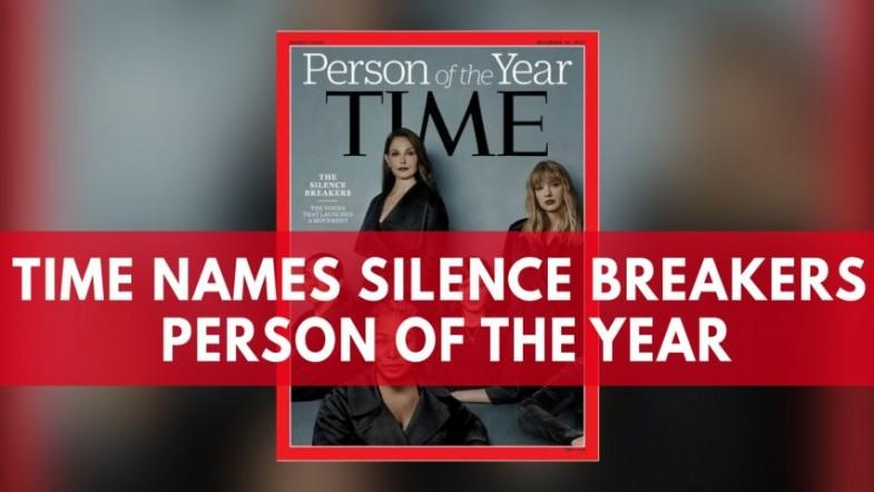 Time magazine names Silence Beakers Person of the Year