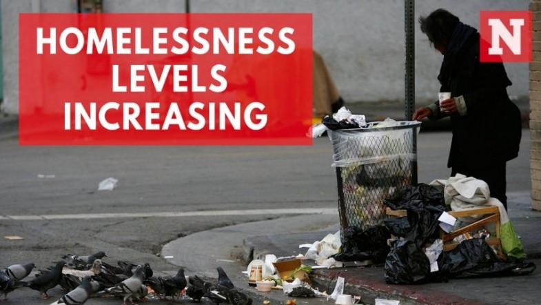 Affordable housing crisis leads to increase in homelessness