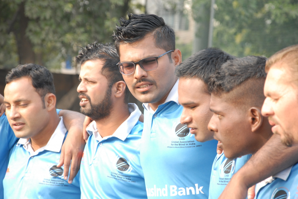 Blind India Cricketers Looking For Light From Bcci Cabi
