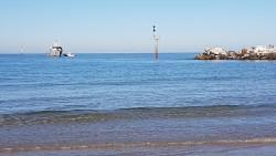 Holdfast marina at Glenelg