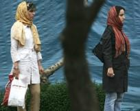 Muslim women in trousers