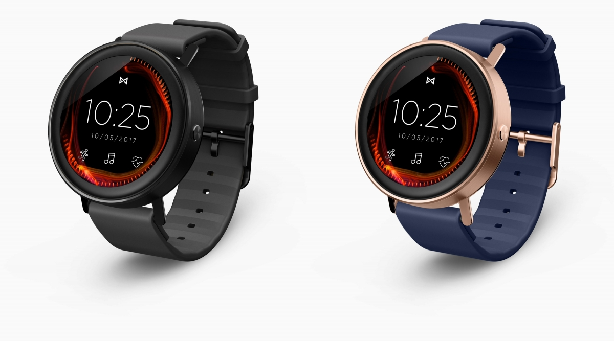 Fossil Launches Misfit Vapor Premium Smartwatch Under Its