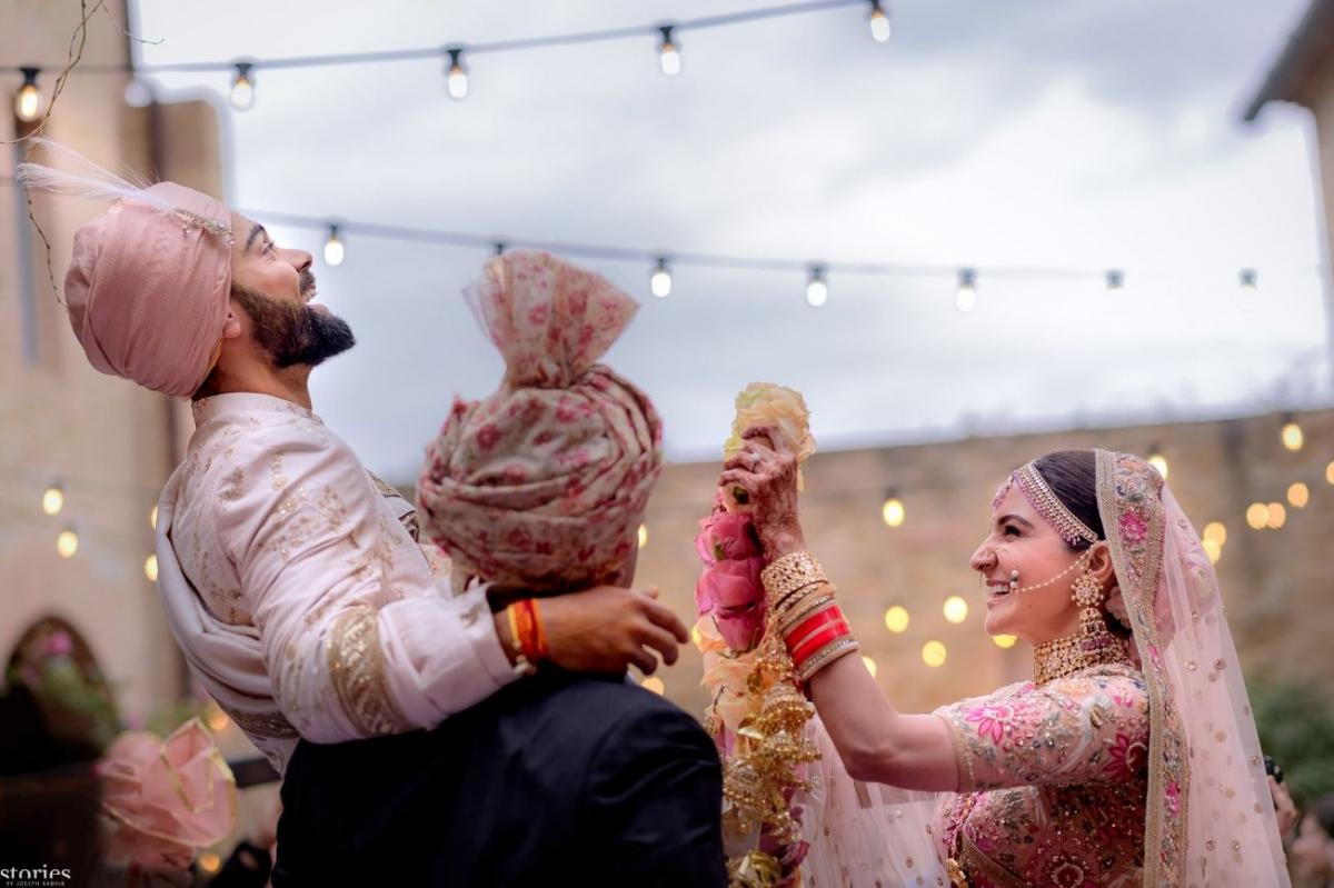 Move Over Virat Kohli Anushka Sharma Fairytale Wedding