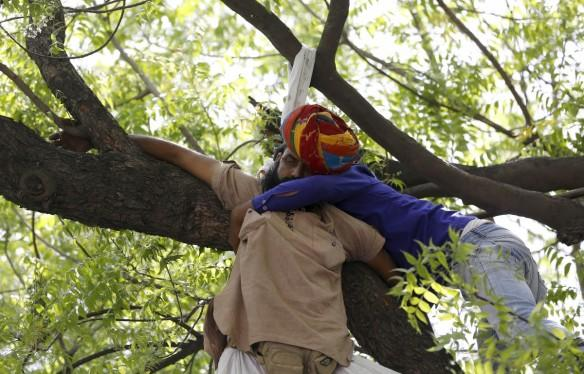 Farmers' Suicide in India