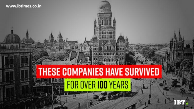 Companies that have survived over 100 years in India
