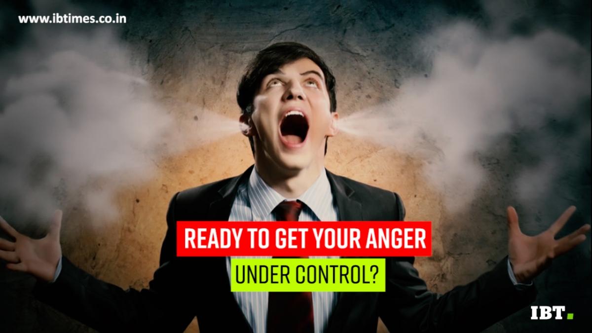 anger management 10