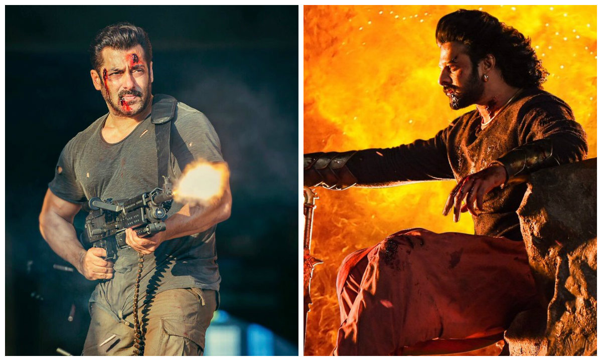 Tiger zinda hai vs baahubali 2 top 5 box office records that salman khan 39 s film fails to beat - Indian movies box office records ...