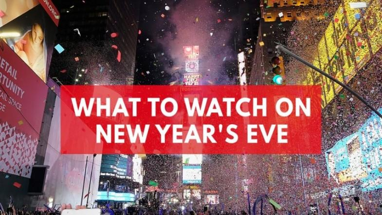 What to watch on New Years Eve to ring in 2018