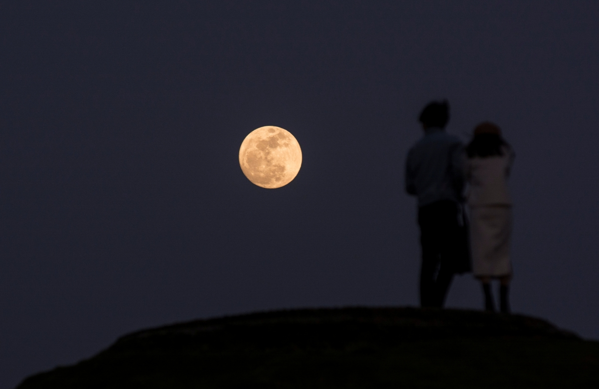 blood moon today live india - photo #13
