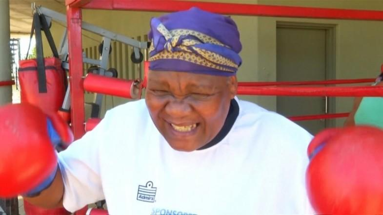 These South African grannies are fighting old age through boxing