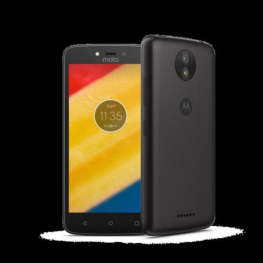 Motorola's bugdet smartphone Moto C Plus gets temporary Rs ...