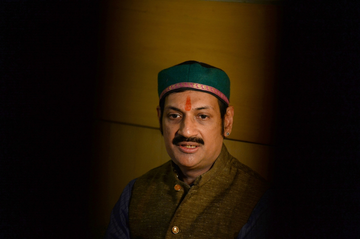 Gay Family Auto >> India's first gay prince Manvendra Singh Gohil opens his ...