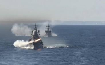 Russian navy releases a year in review video