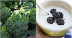 broccoli yogurt