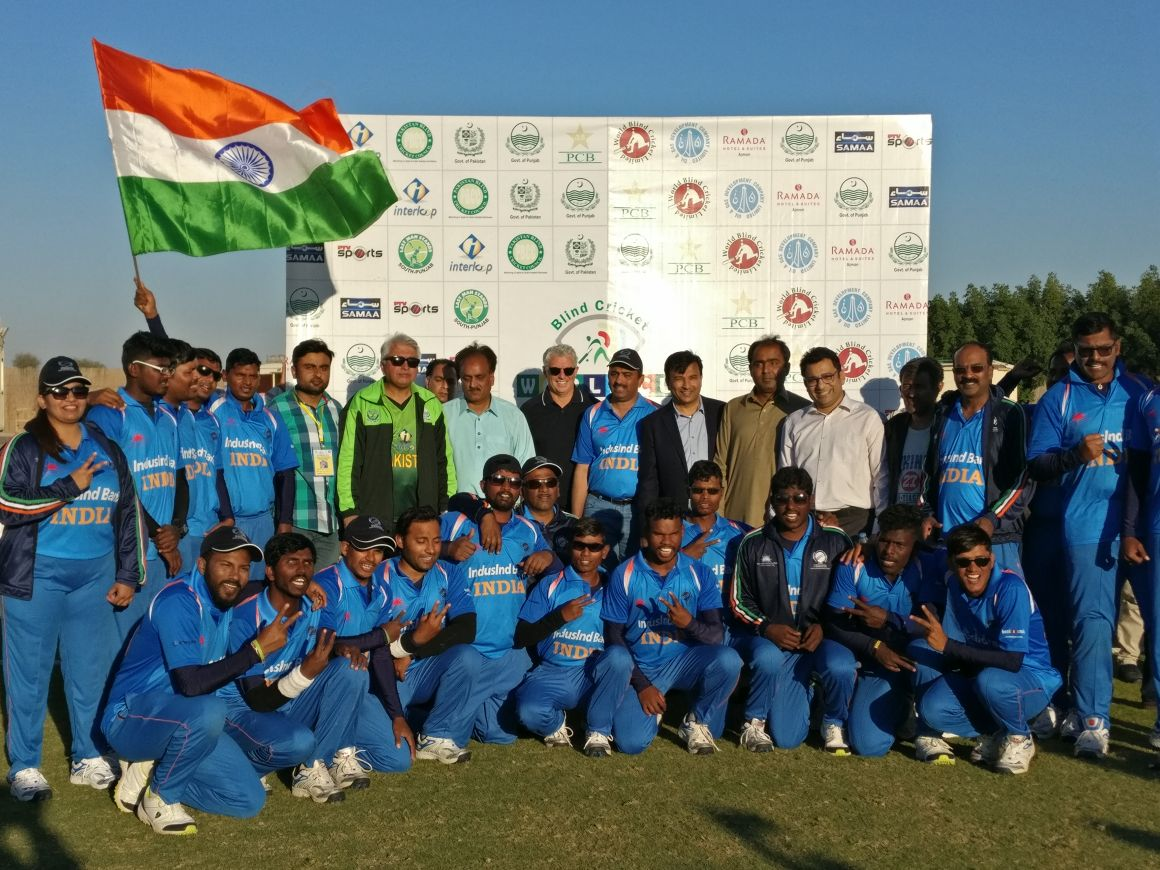 India Beat Pakistan At The Blind Cricket World Cup 2018 In Uae