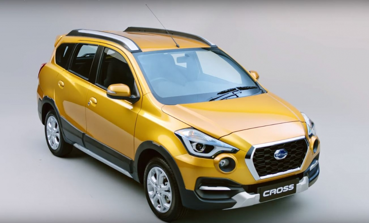 Datsun Cross unveiled: All you need to know about India ...