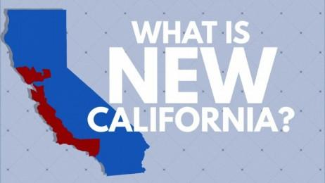 What is New California? Campaigners want to create a 51st state
